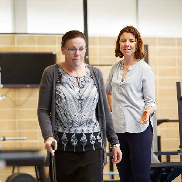 Tele-rehab for people with multiple sclerosis