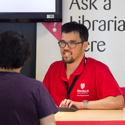 Ask our Librarians