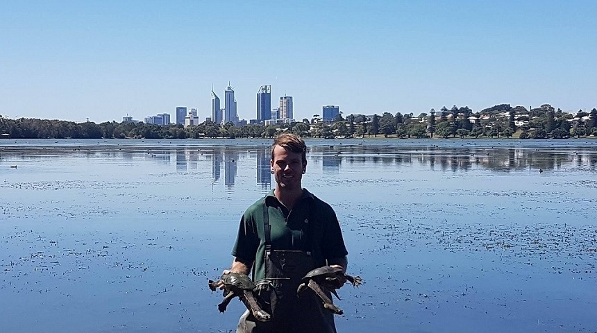 Anthony in Swan River 860 x 480