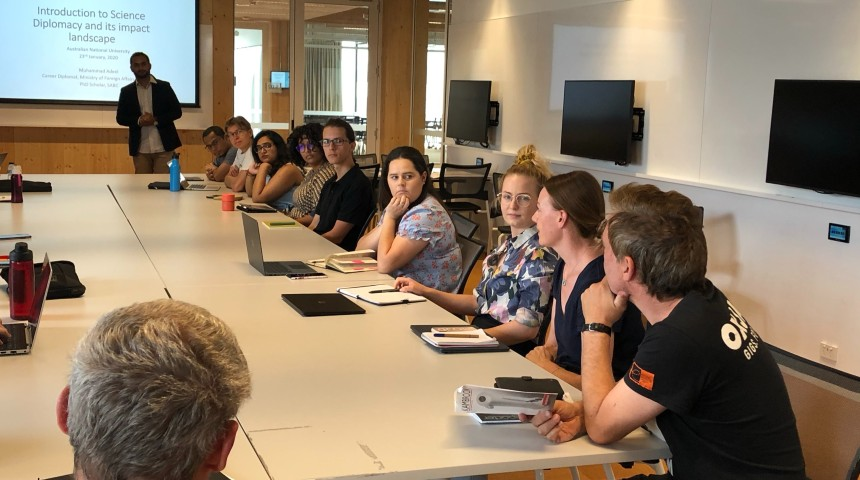 A biotech workshop