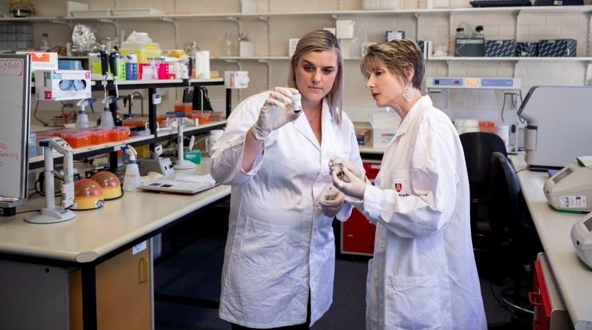 Murdoch University researchers