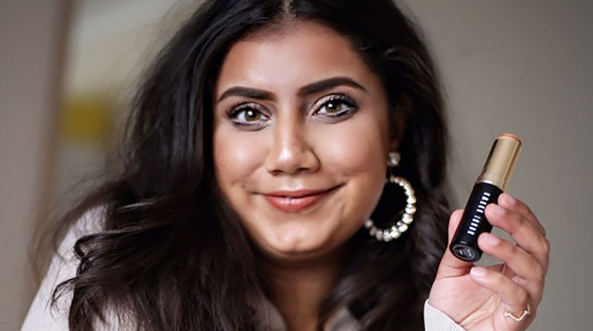 Fashion influencer Sameera Afzaal feature