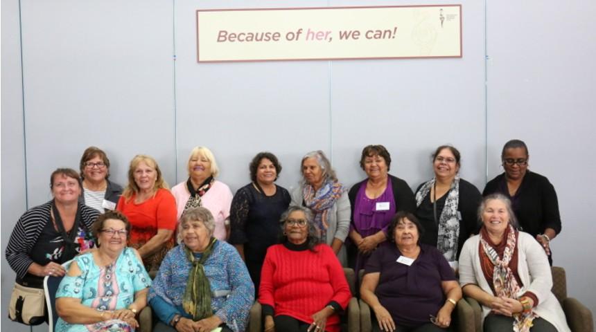 Aboriginal Elders group