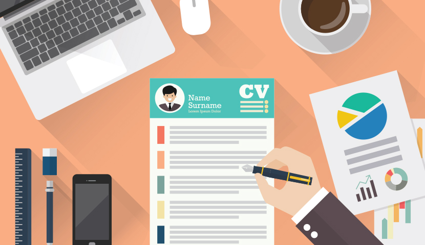 Getting experience for your CV