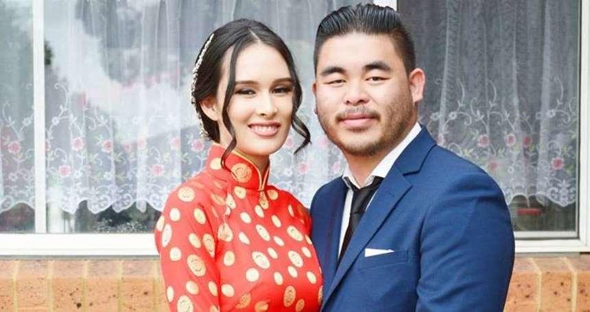 Kathine Hoang and Bronco Hoang