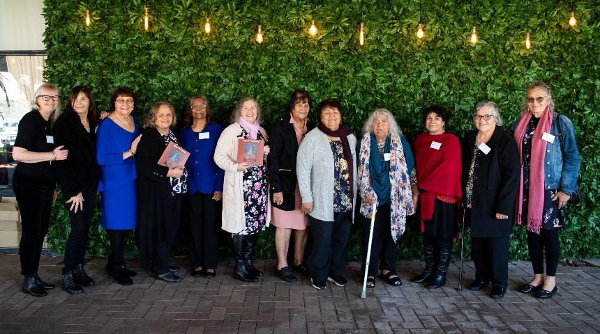 Aboriginal senior women and elders