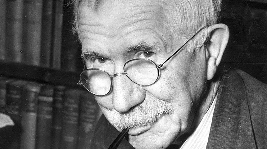 Portrait of Sir Walter Murdoch