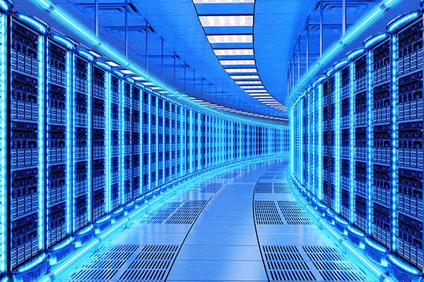 Image of a big datacentre